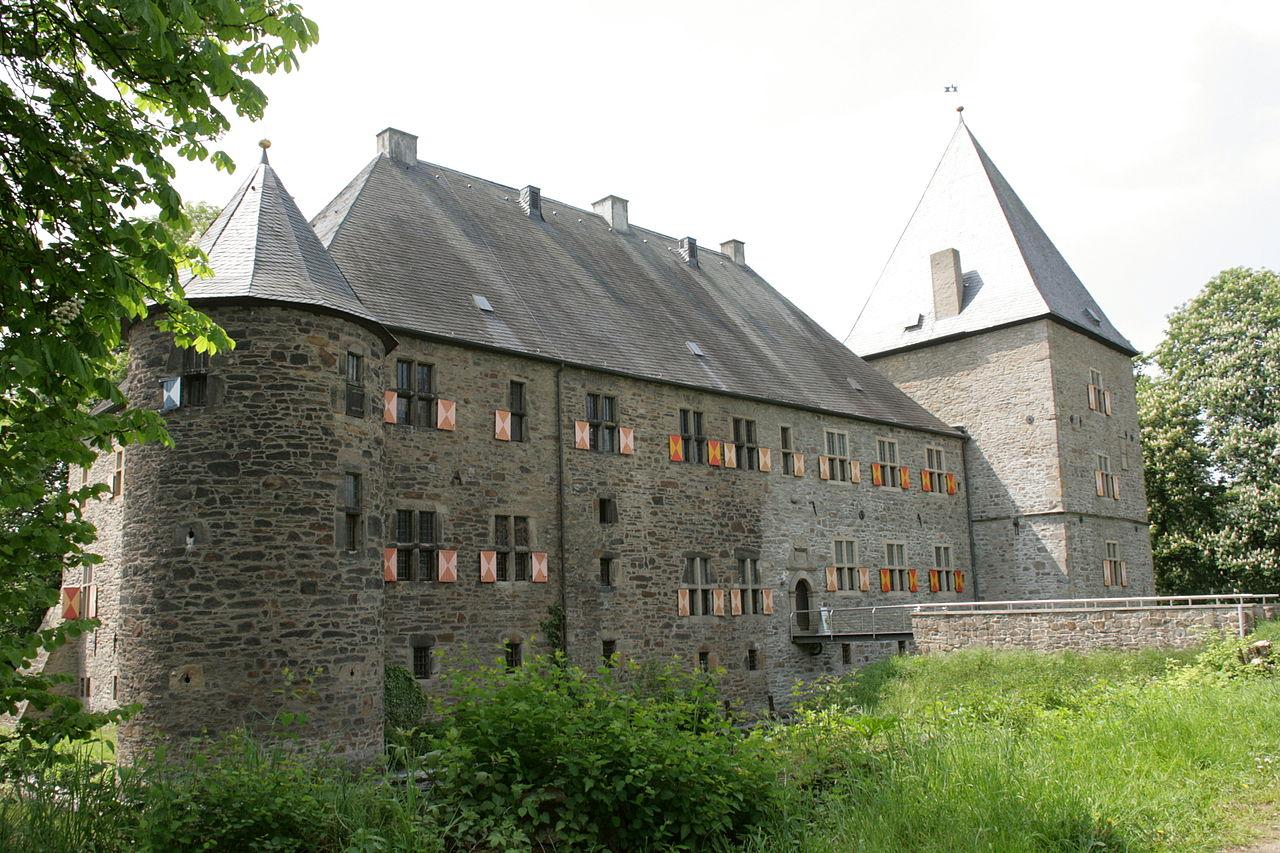 Bild Haus Kemnade Hattingen