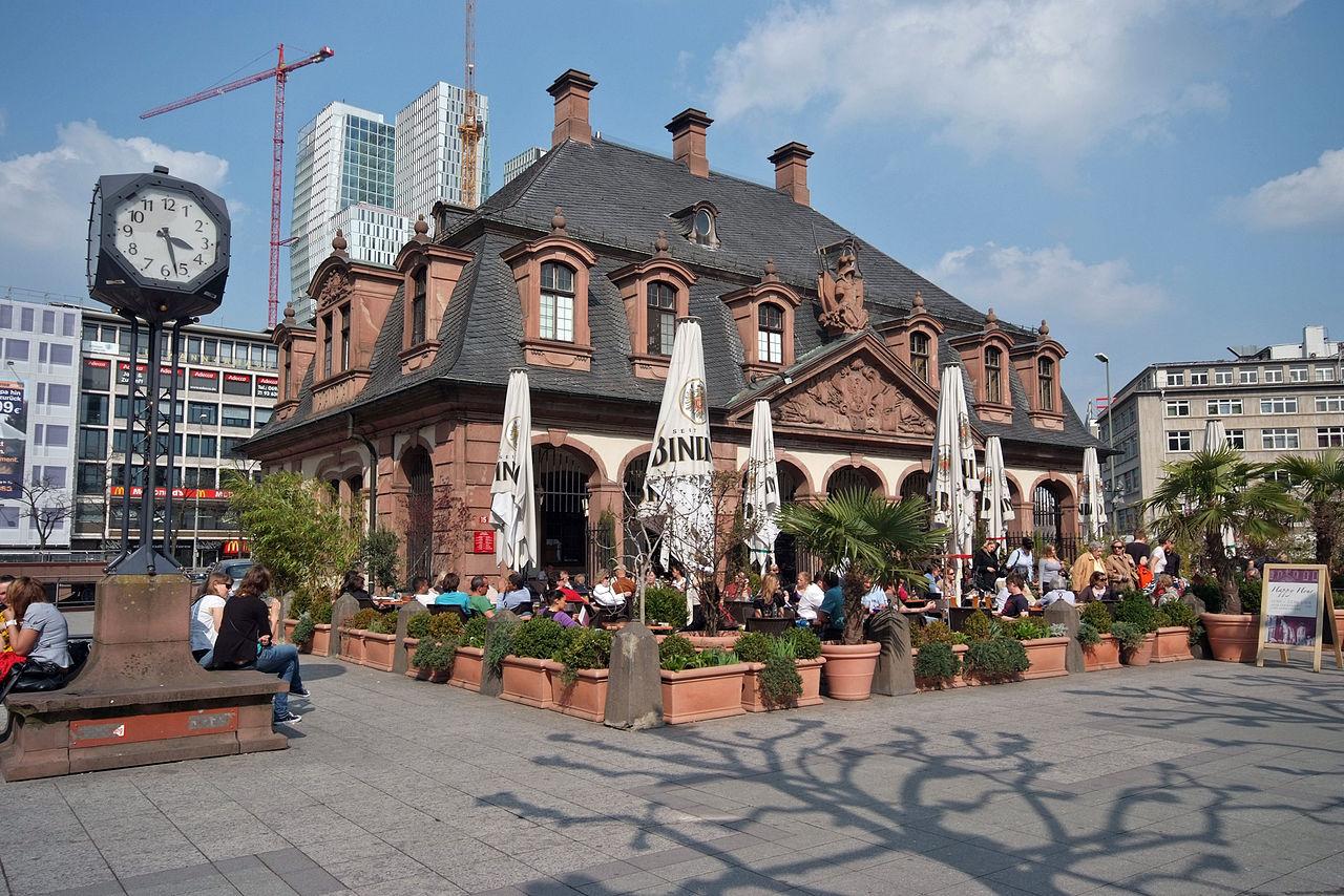 Bild Hauptwache Frankfurt am Main