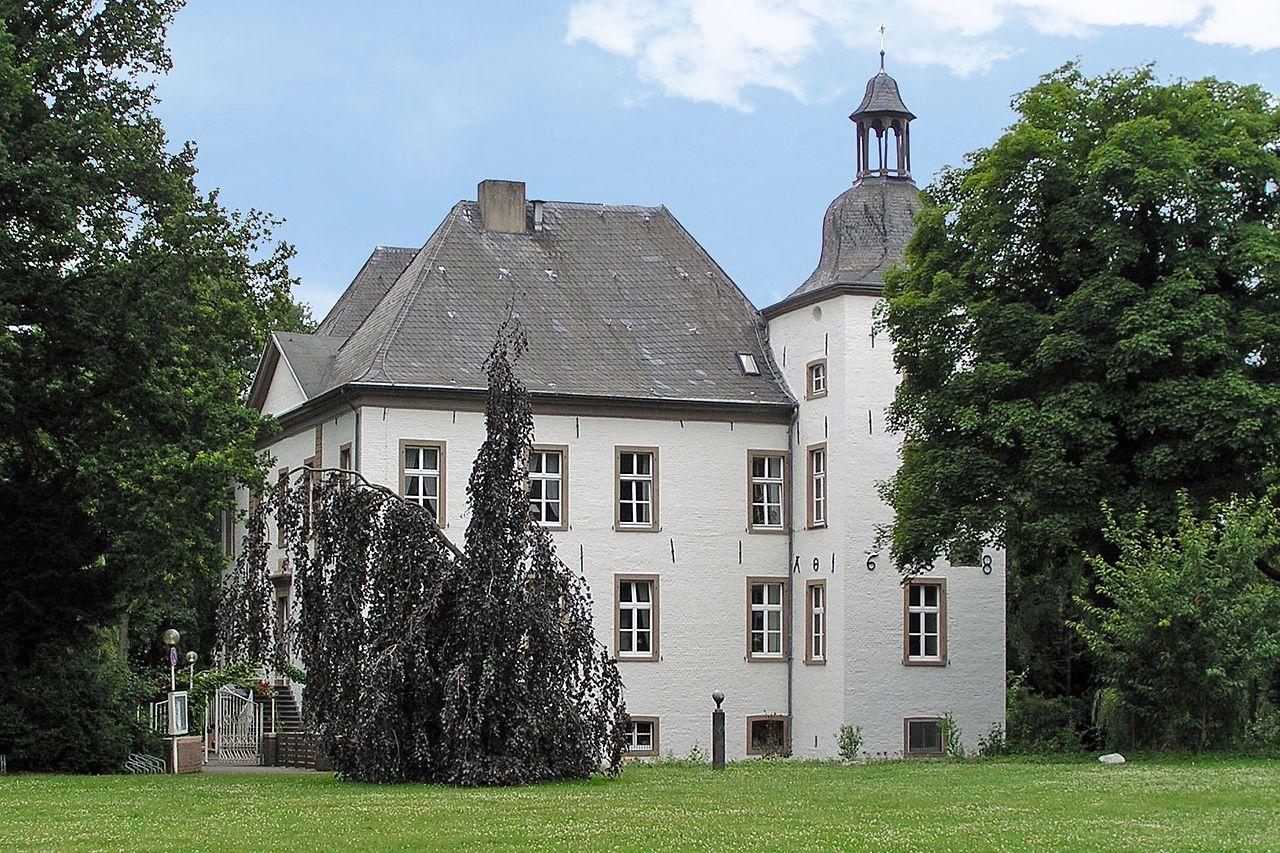 Bild Schloss Voerde