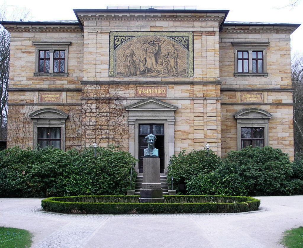 Bild Haus Wahnfried Bayreuth