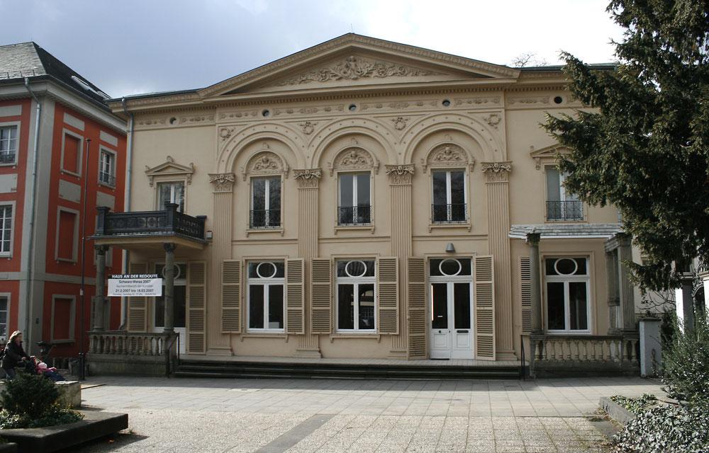 Bild Haus an der Redoute Bonn