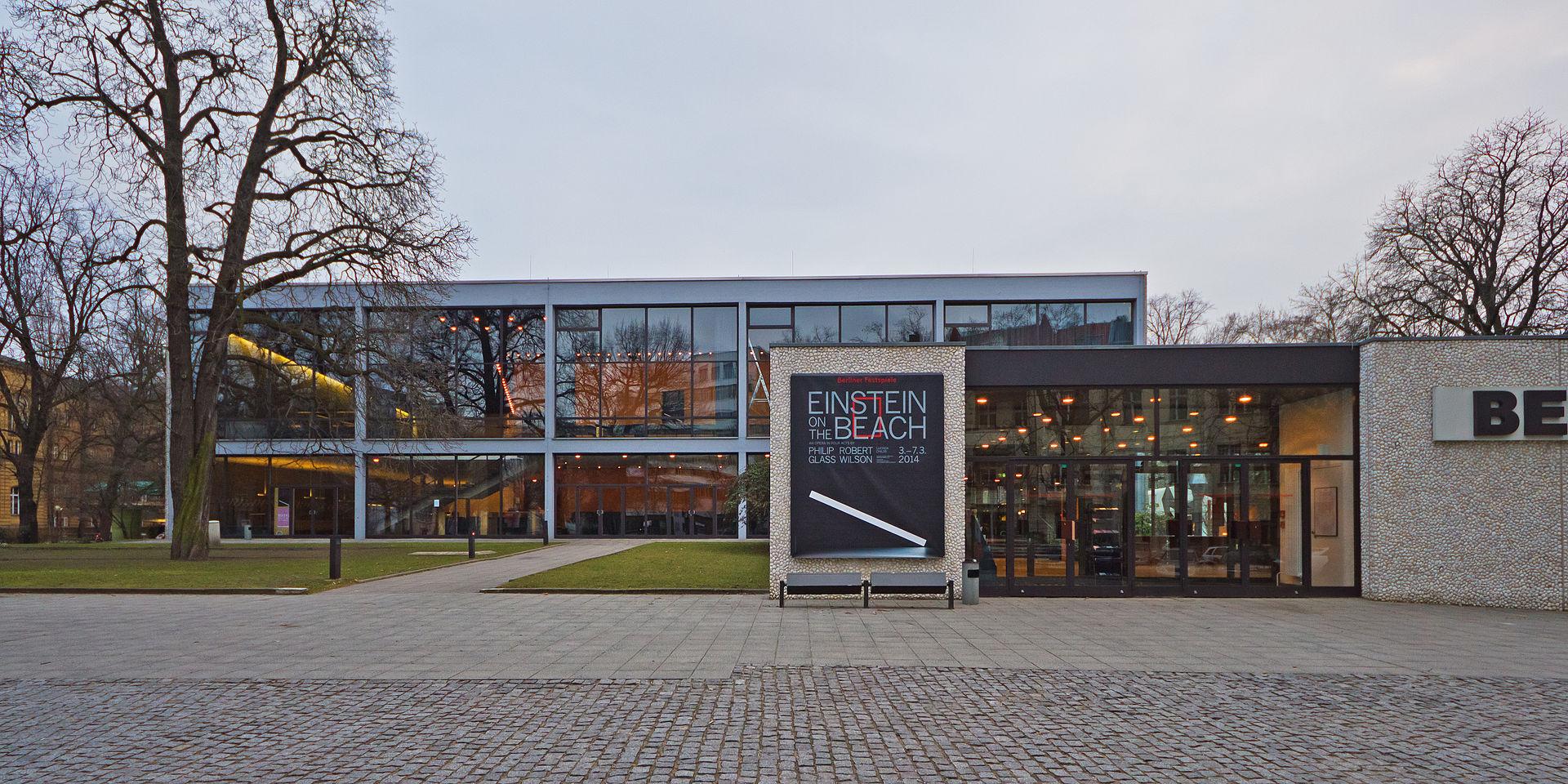 Bild Haus der Berliner Festspiele