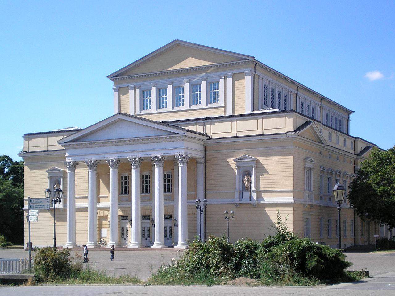 Bild Haus der Geschichte Darmstadt