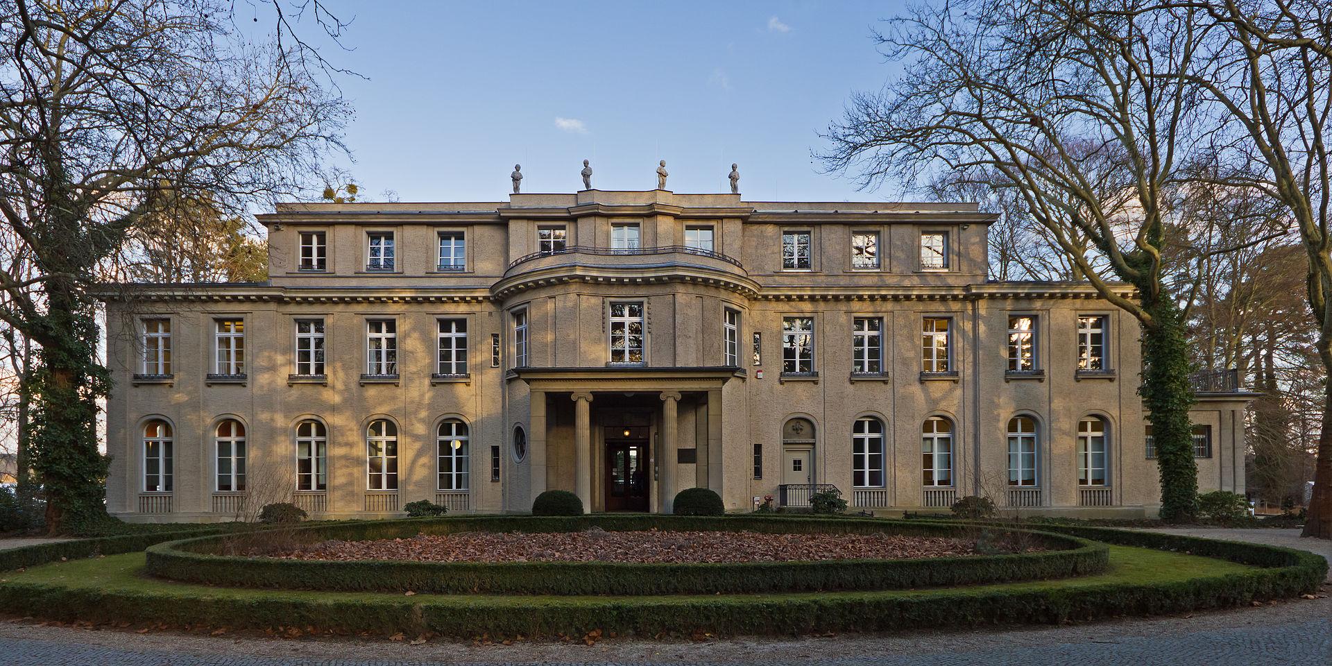 Bild Haus der Wannseekonferenz Berlin