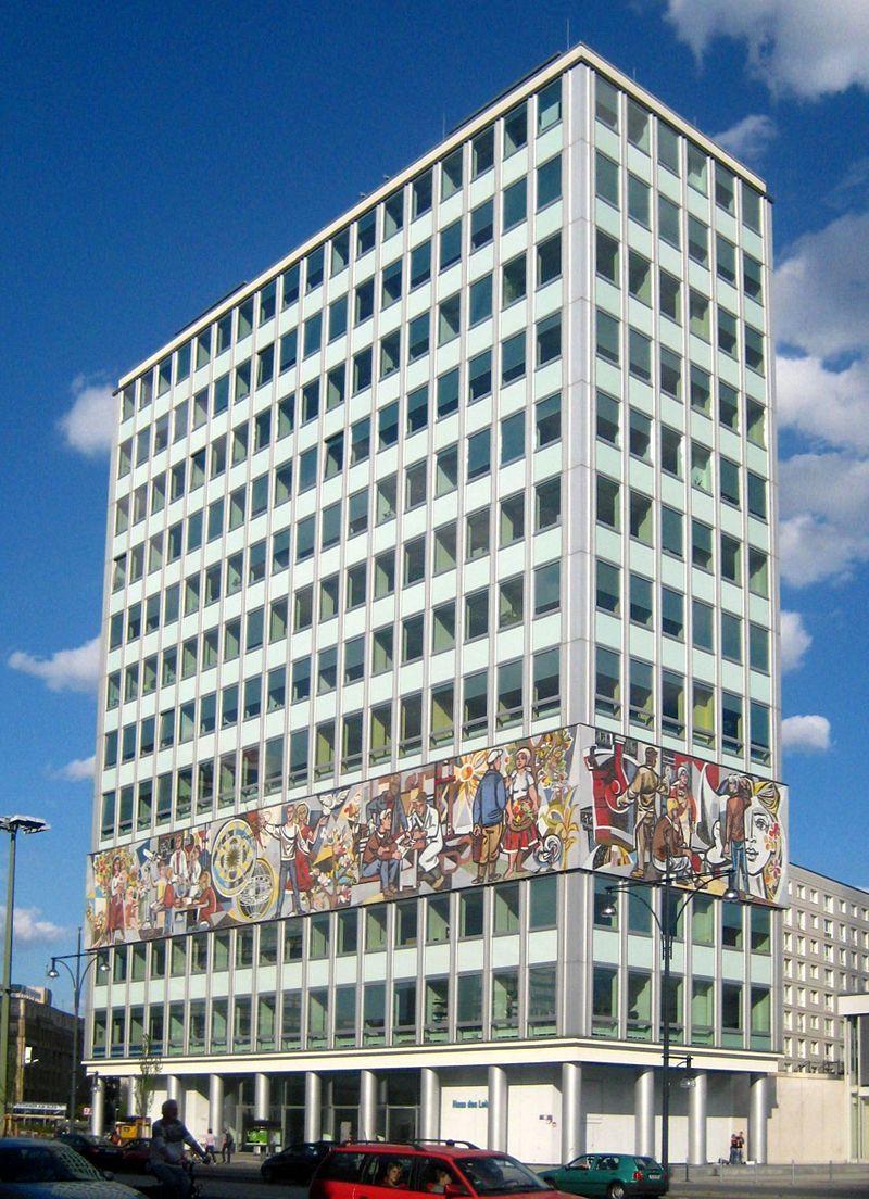 Bild Haus des Lehrers und Kongresshalle Berlin