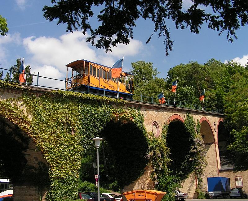 Bild Nerobergbahn Wiesbaden