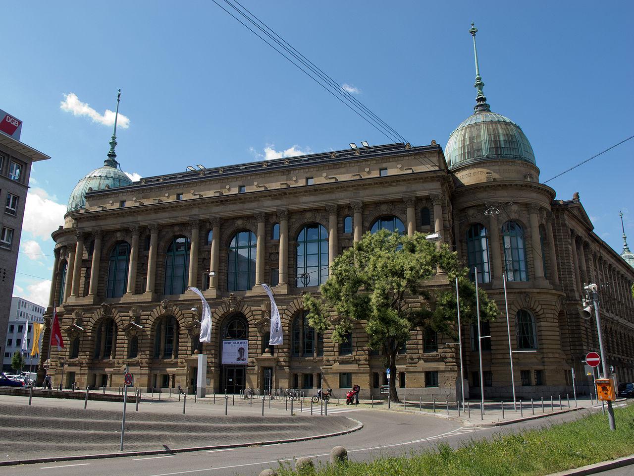 Bild Haus der Wirtschaft Stuttgart