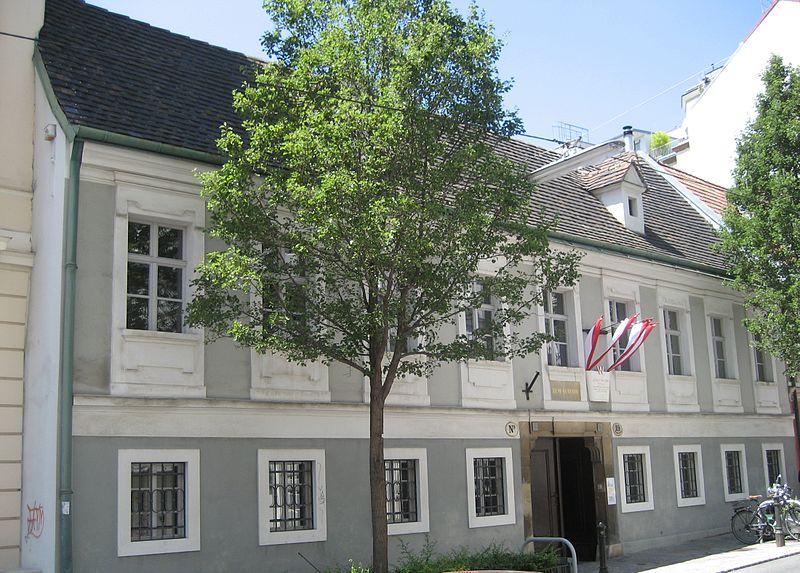 Bild Haydn Haus Wien