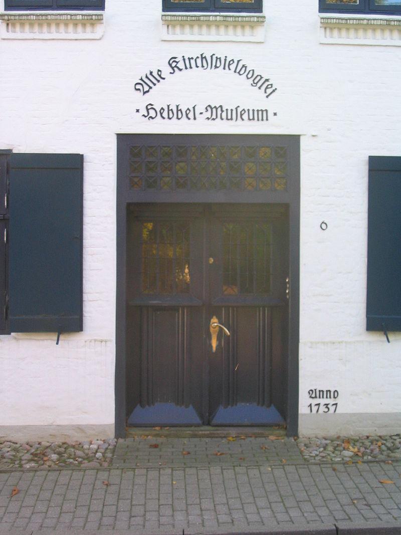Bild Hebbel Museum Wesselburen