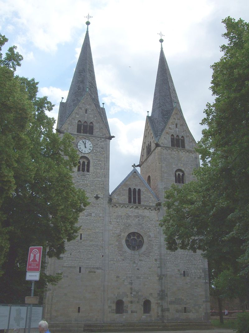 Bild Klosterkirche St. Georg und Pankratius Hecklingen