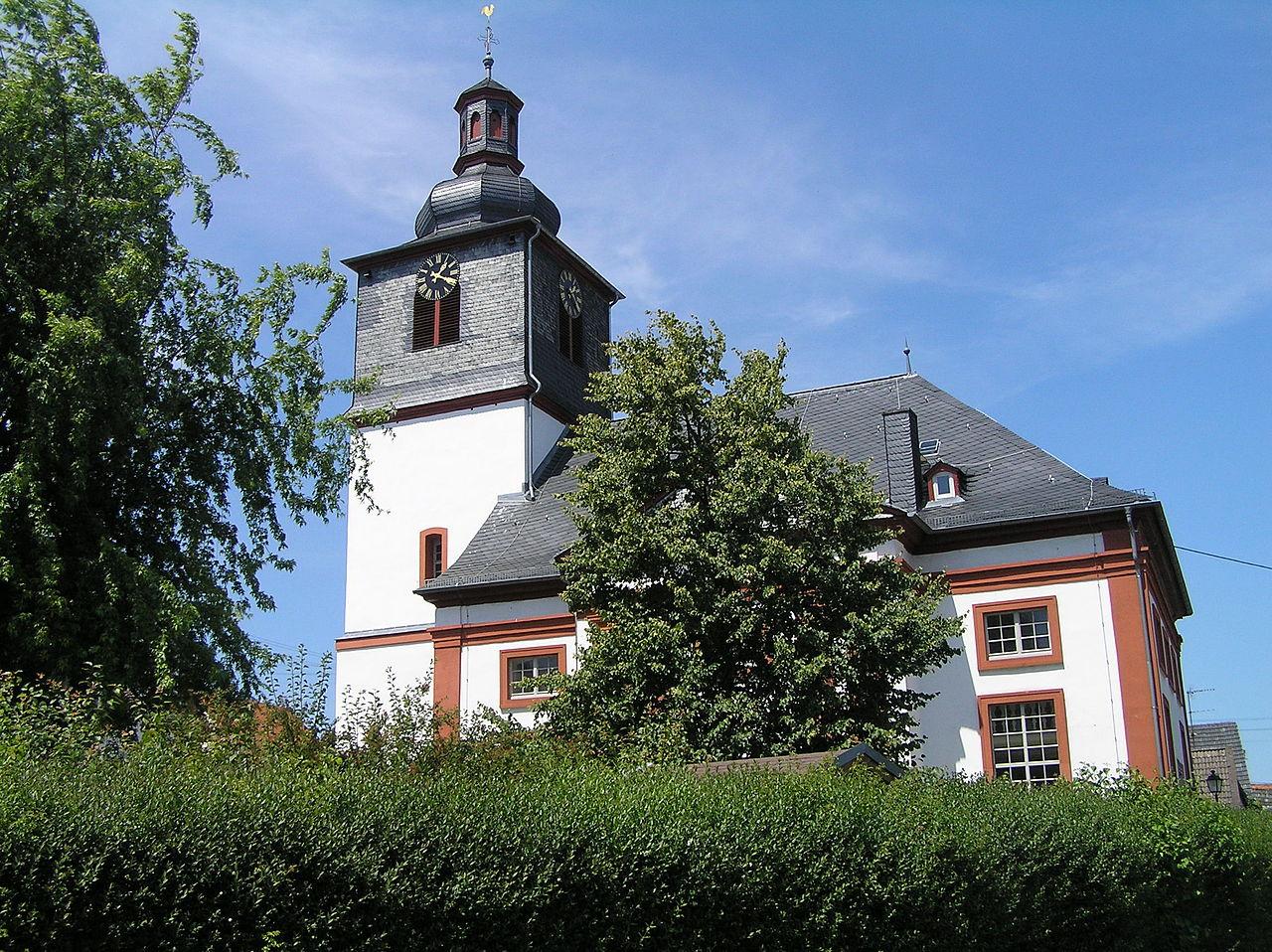 Bild Kirche Idstein Heftrich