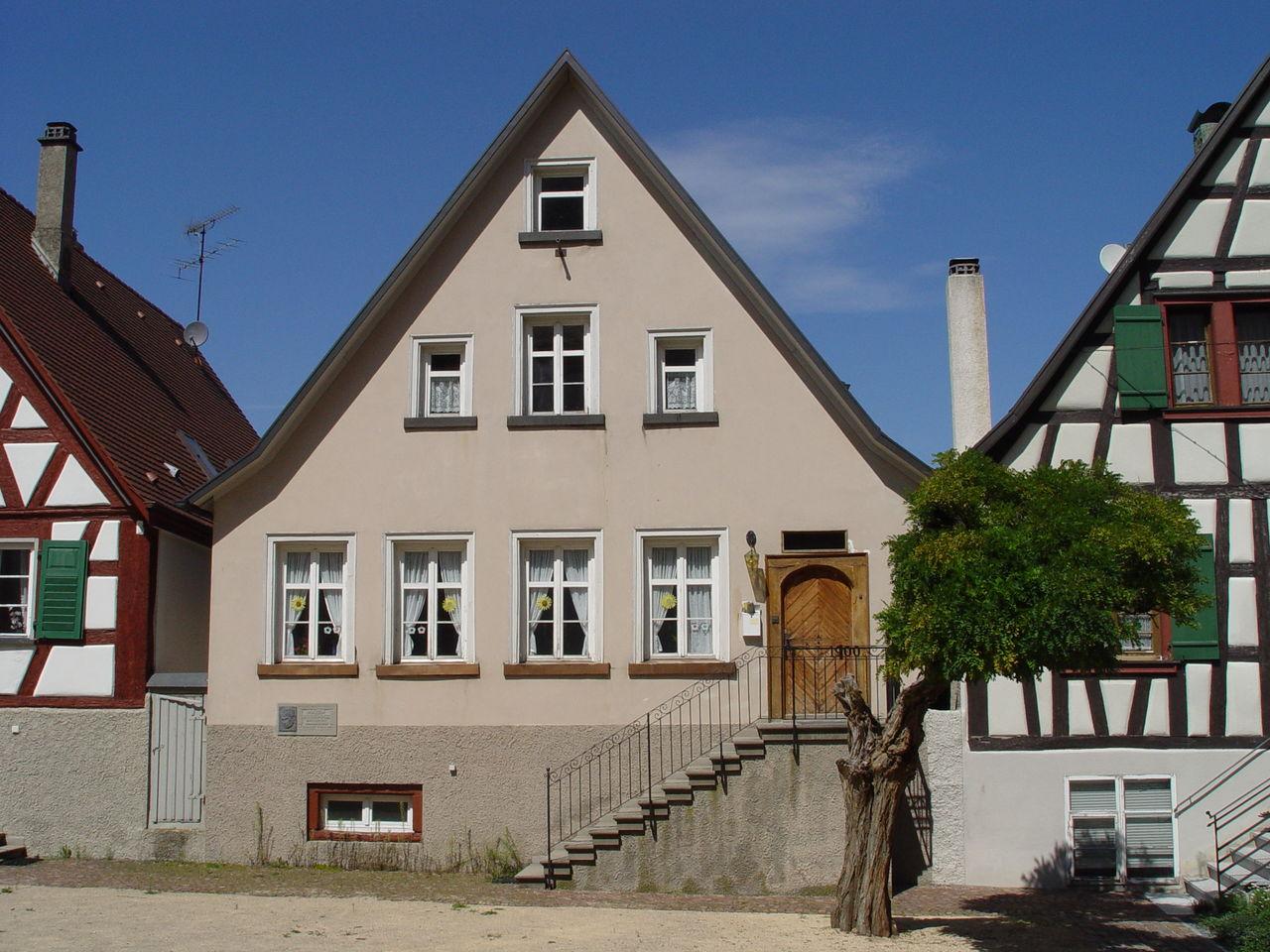 Bild Meßmerhaus Meßkirch