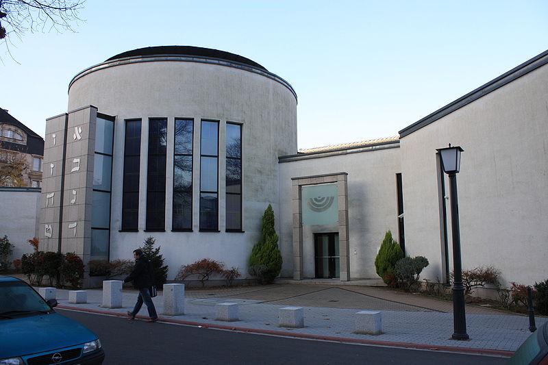 Bild Synagoge Heidelberg