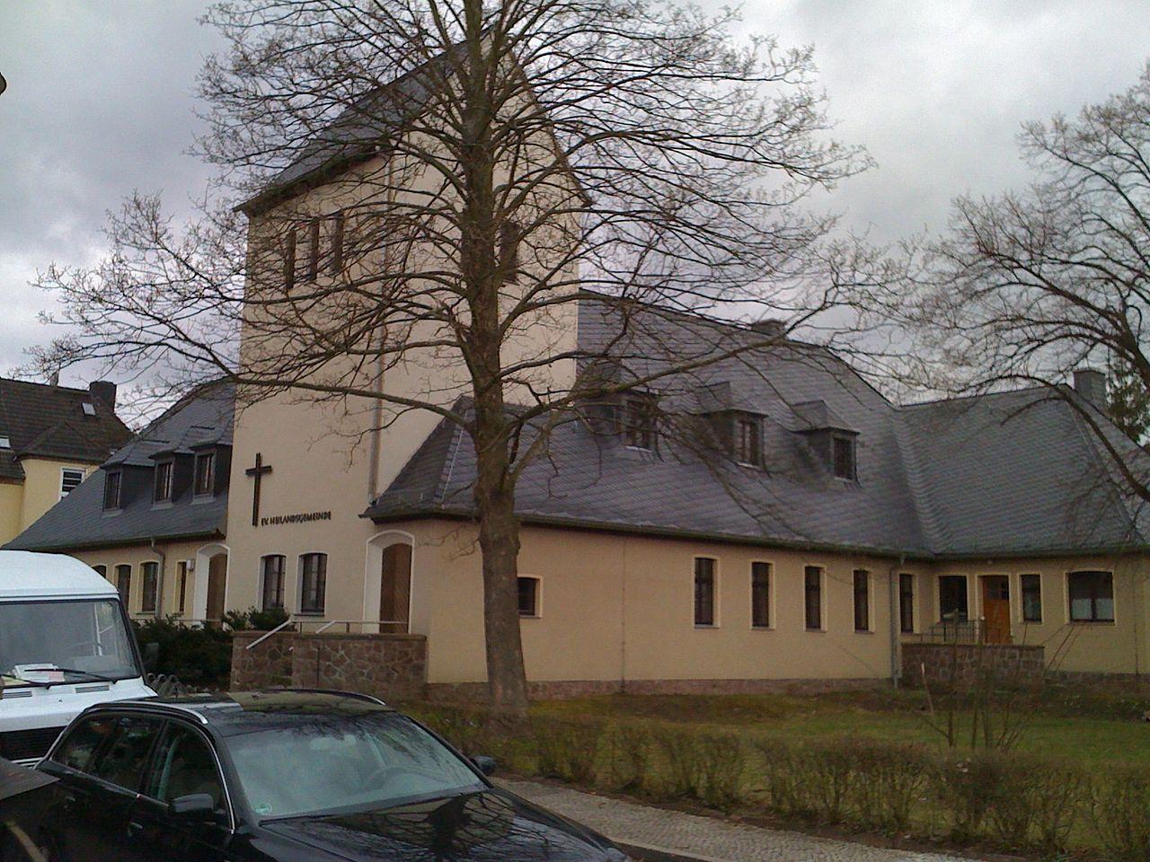 Bild Heilandskirche Halle