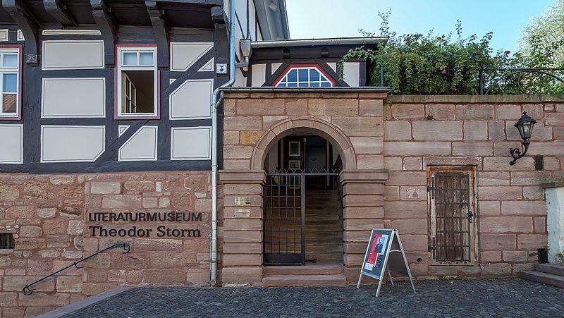 Bild Literaturmuseum Theodor Storm Heiligenstadt
