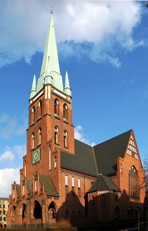 Bild Heiligen Geist Kirche Rostock