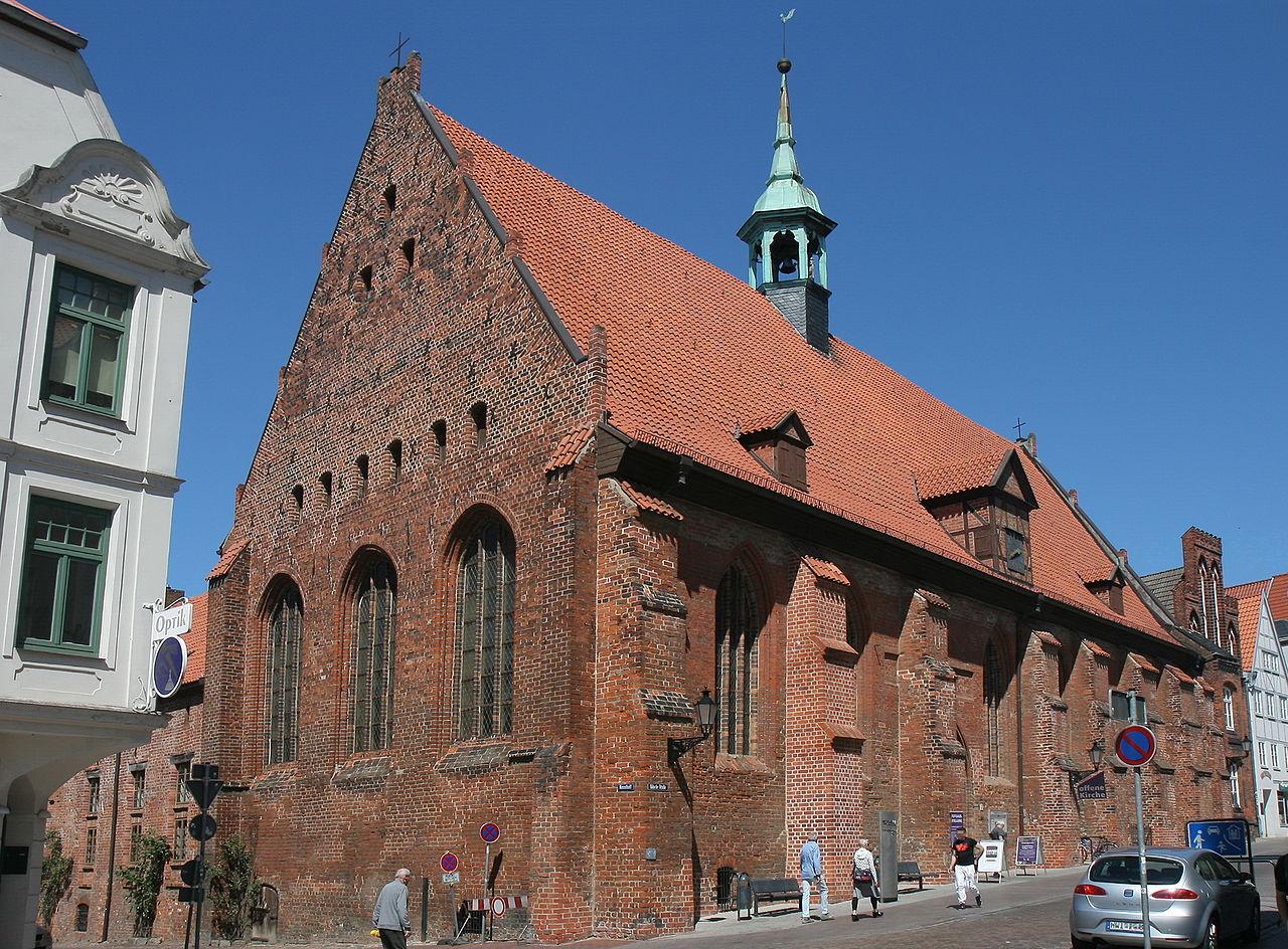 Bild Heiligen Geist Kirche Wismar