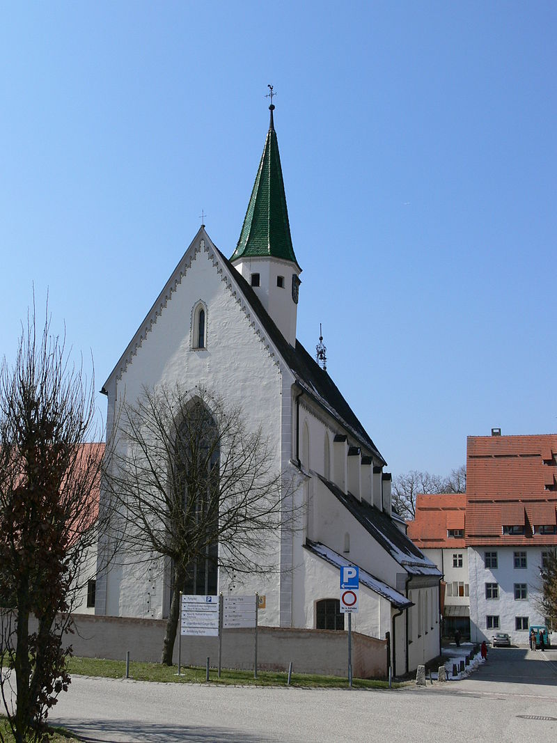 Bild Kloster Heiligkreuztal