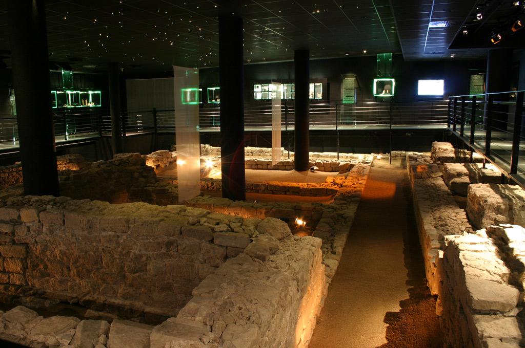Bild Isis und Mater Magna Heiligtum Mainz