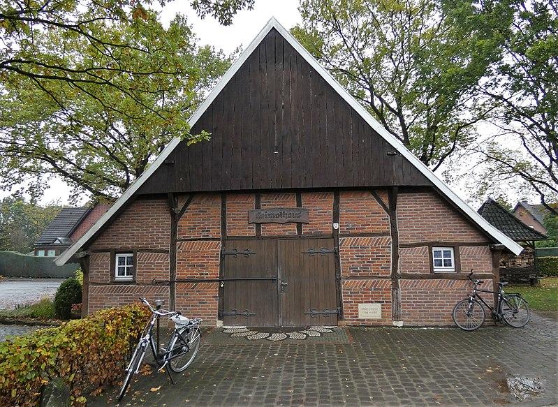 Bild Heimathaus Borken Weseke