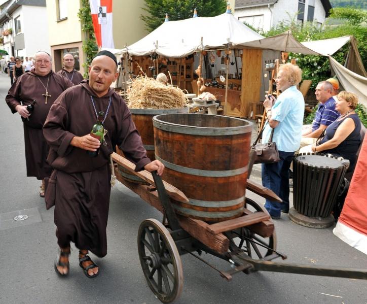 Bild Historisches Weinfest Heimersheim