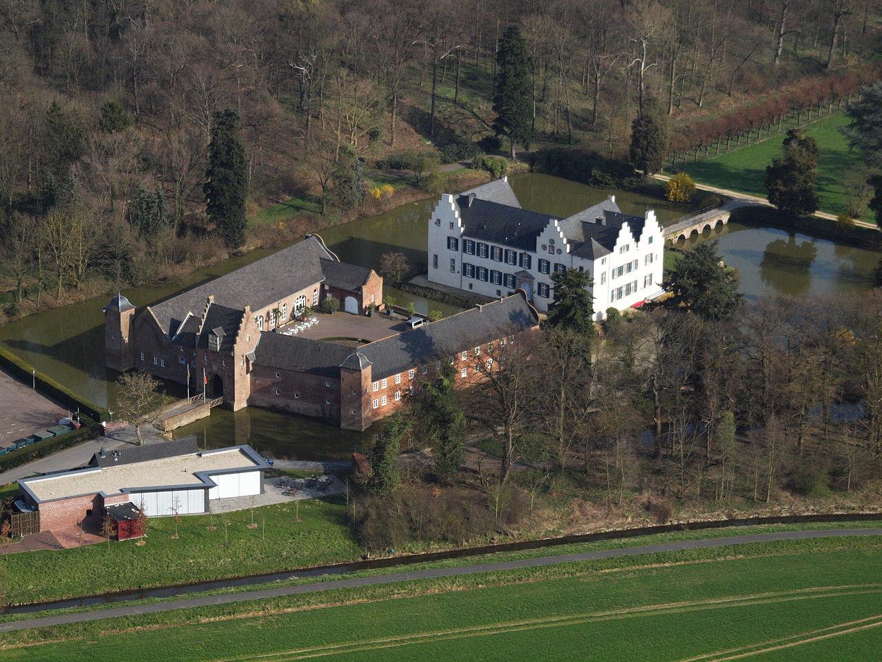 Bild Burg Heimerzheim Swisttal