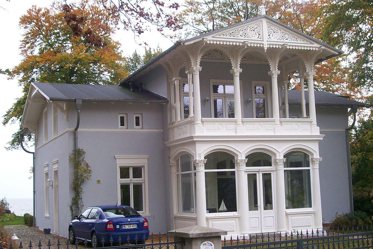 Bild Villa Achterkerke Heringsdorf