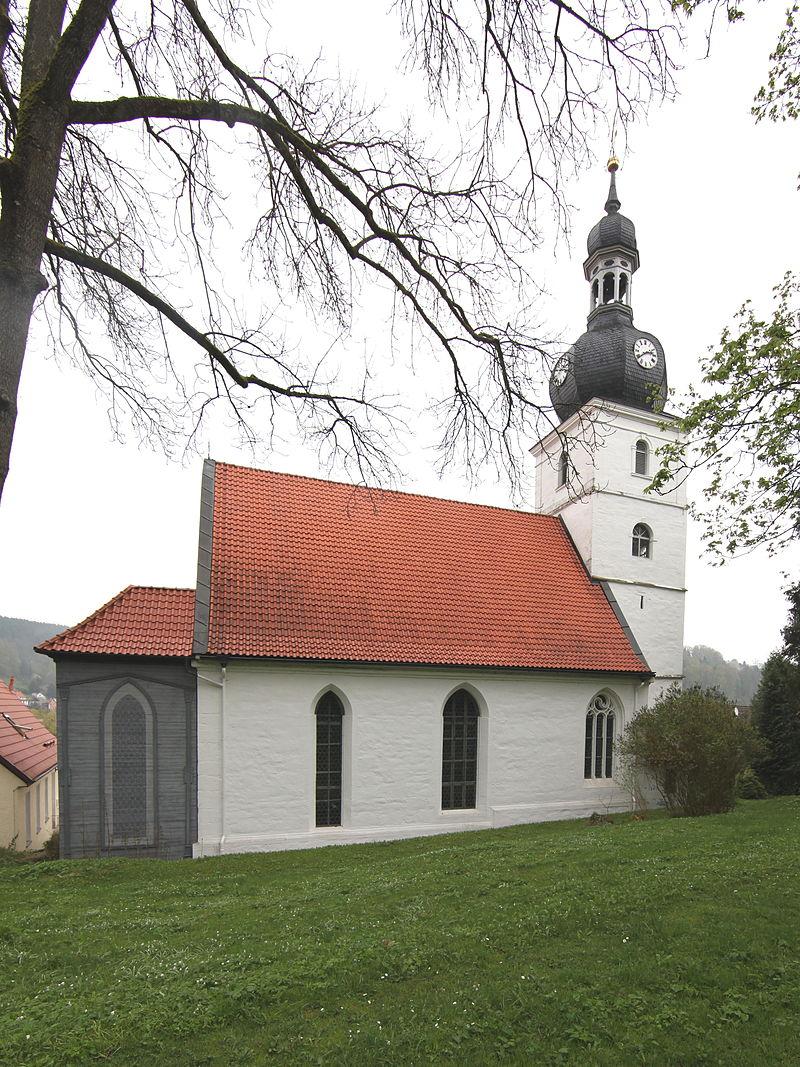 Bild Kirche St. Ulrich Suhl