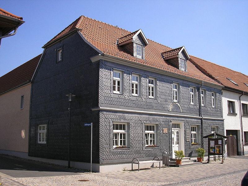 Bild Heinse Haus Langewiesen