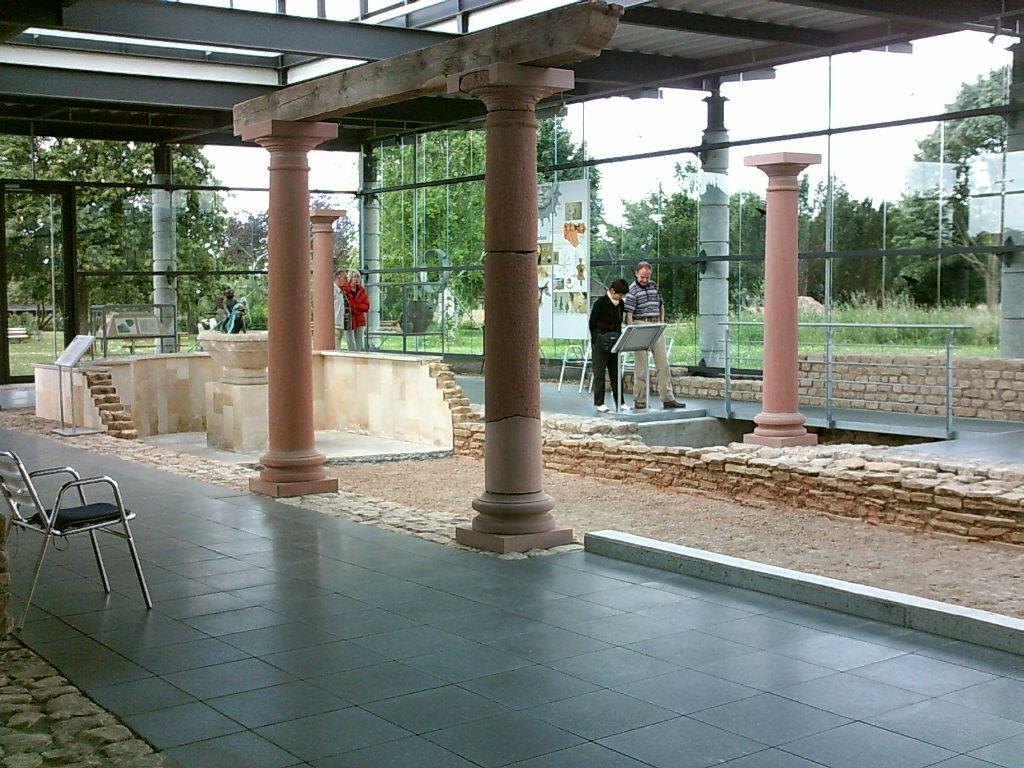 Bild Römermuseum Villa Urbana Heitersheim