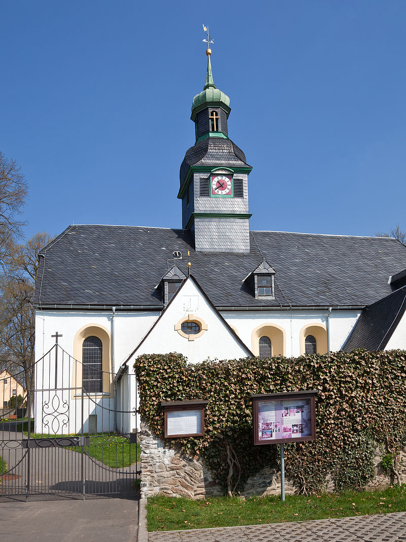 Bild Kirche Helbigsdorf