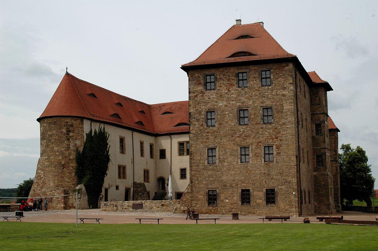 Bild Wasserburg Heldrungen