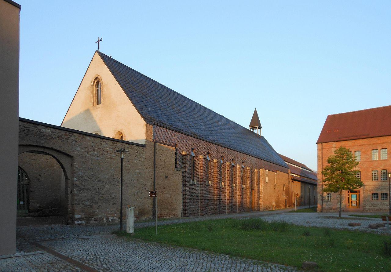 Bild Kloster St. Marien zu Helfta