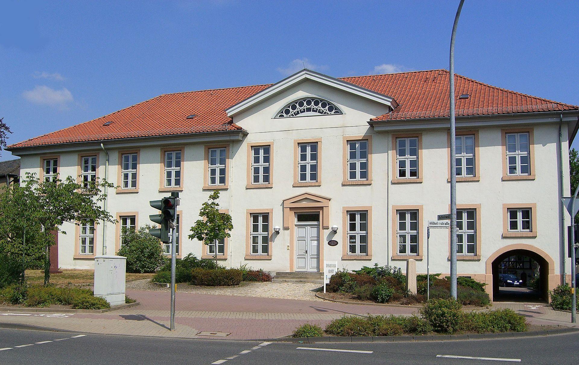 Bild Zonengrenzmuseum Helmstedt
