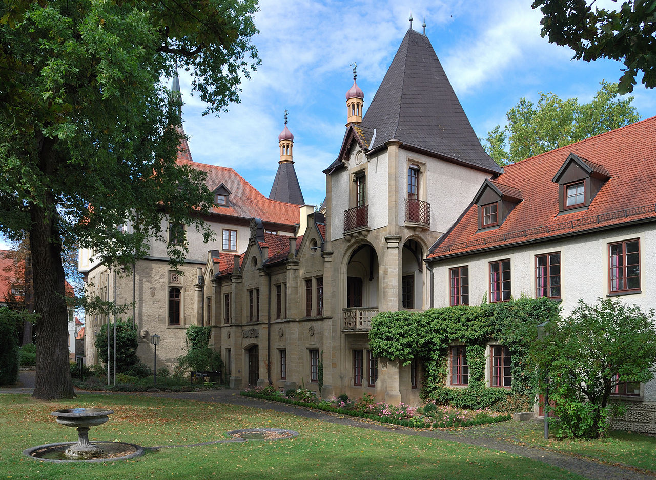 Bild Hemminger Schloss