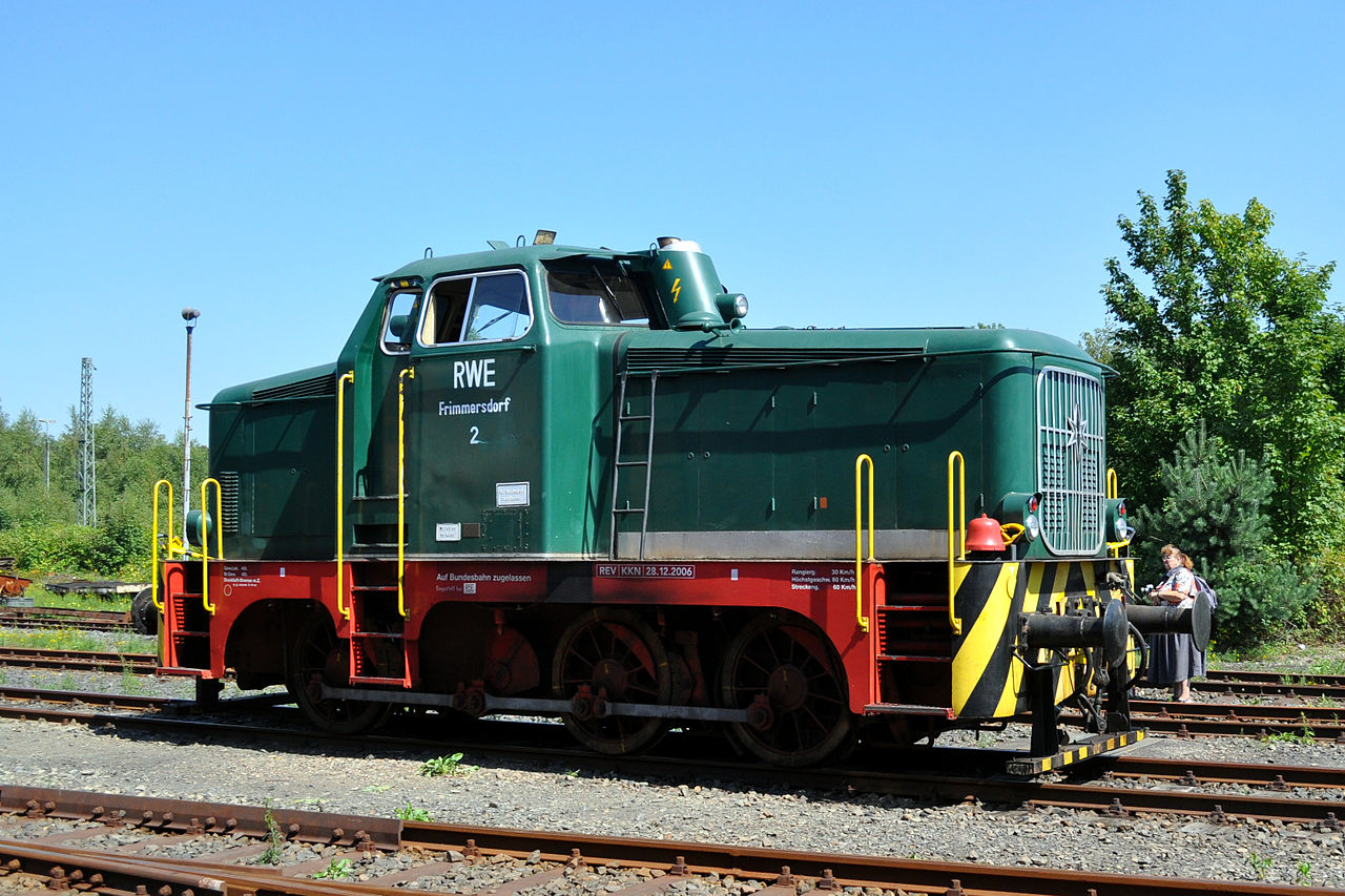 Bild Rheinisches Industriebahn Museum Köln Nippes