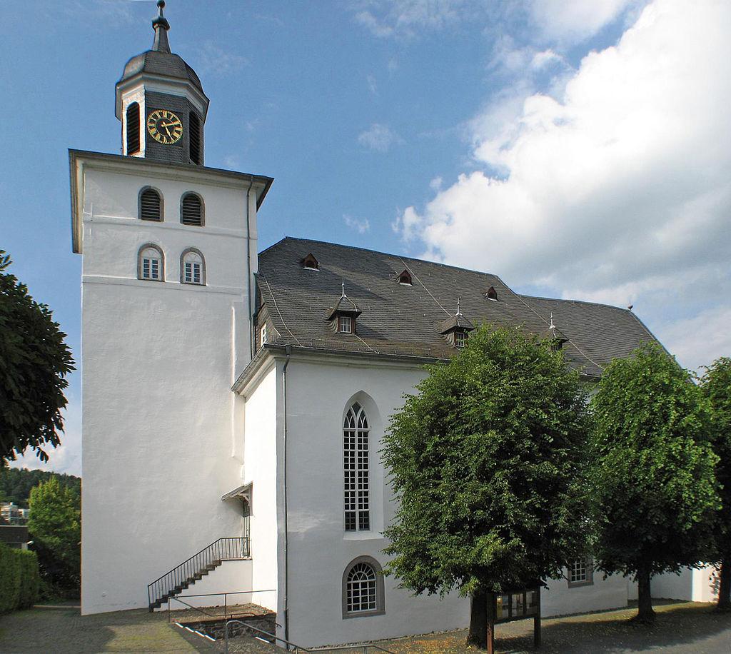 Bild Stadtkirche Herborn