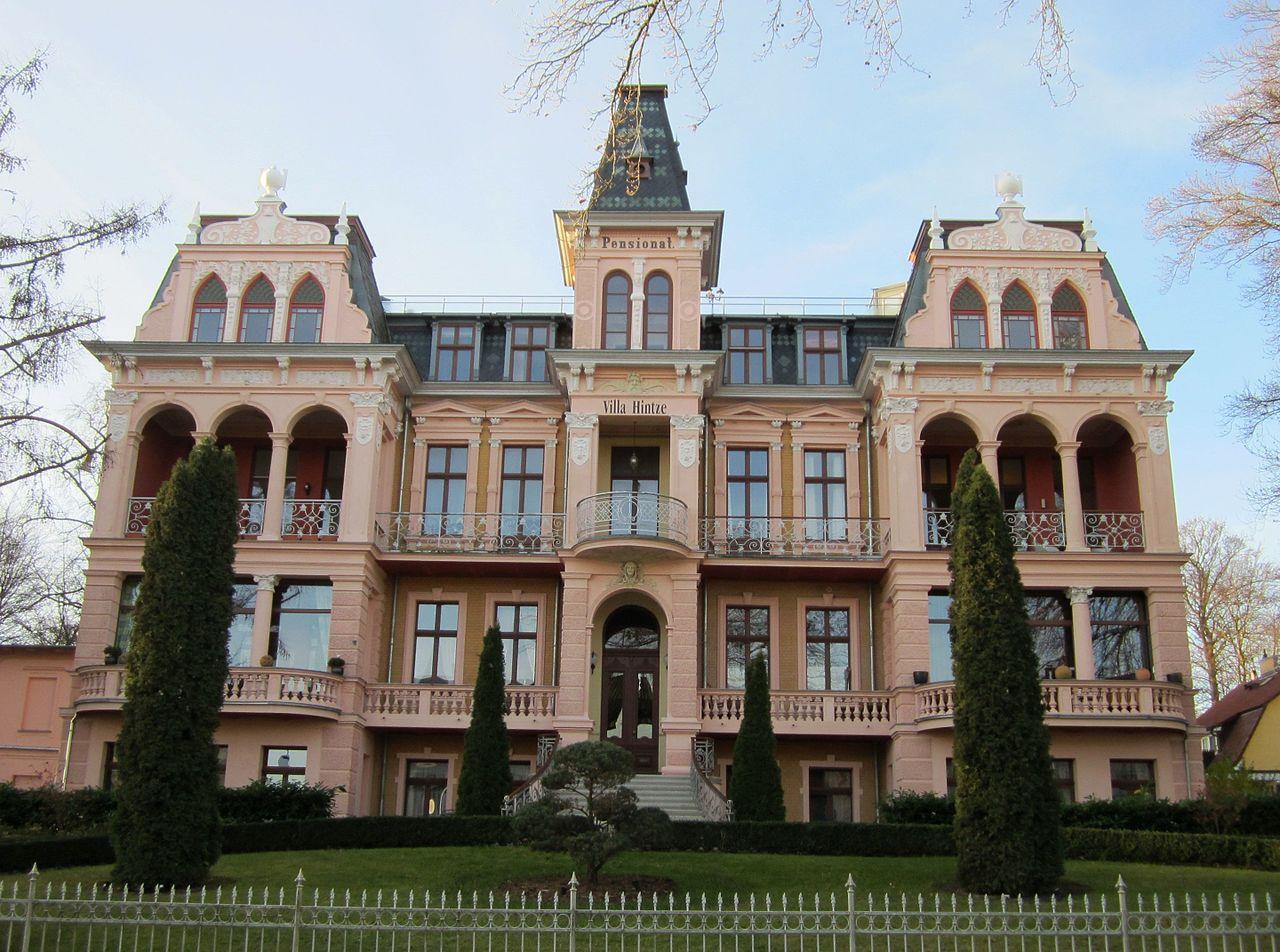 Bild Villa Hintze Heringsdorf