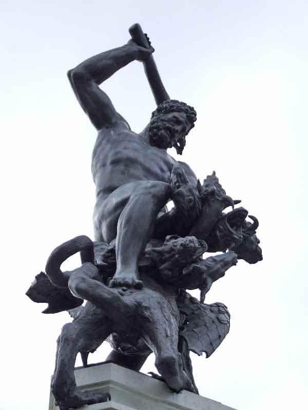 Bild Herkulesbrunnen Augsburg