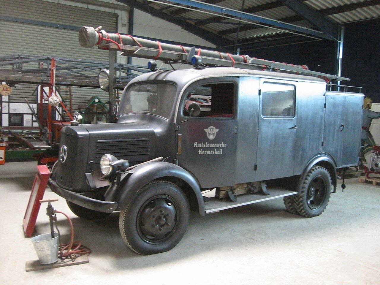 Bild Feuerwehrmuseum Feuerpatsche Hermeskeil