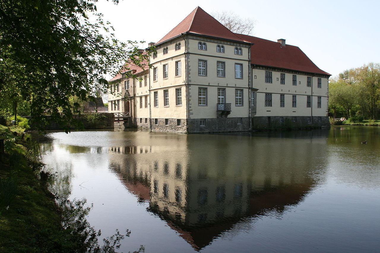 Bild Schloss Strünkede Herne