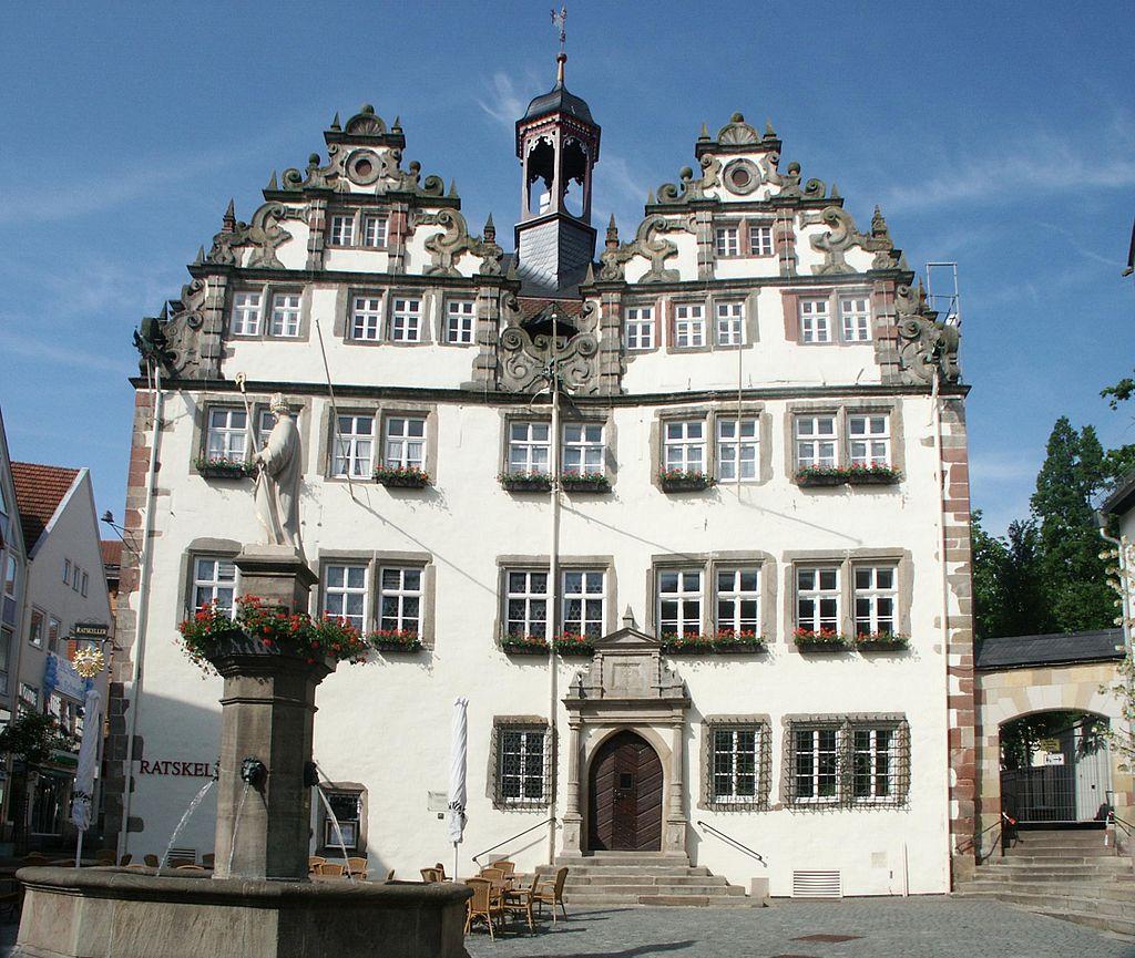 Bild Rathaus Bad Hersfeld