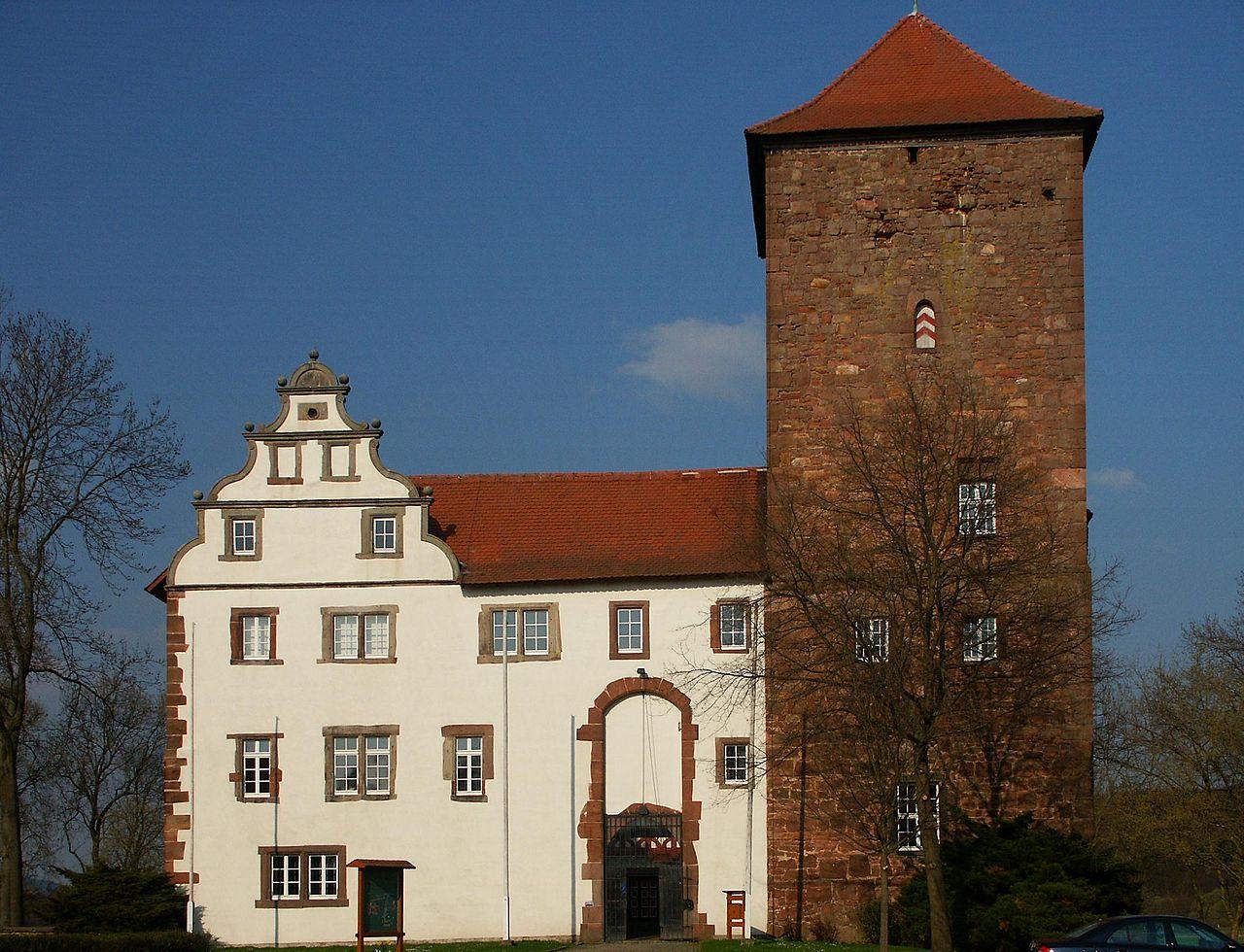 Bild Schloss Eichhof Bad Hersfeld