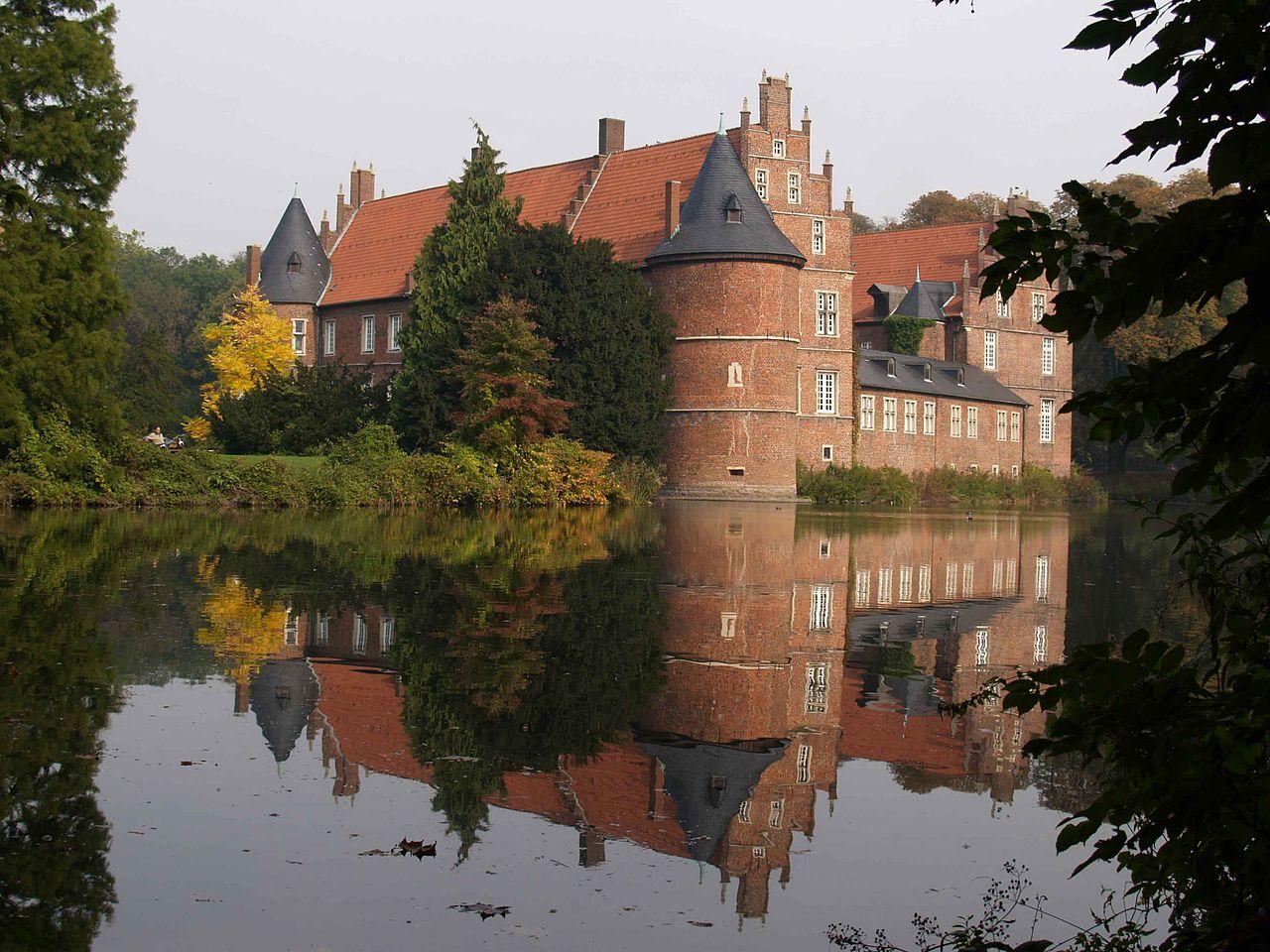 Bild Schloss Herten