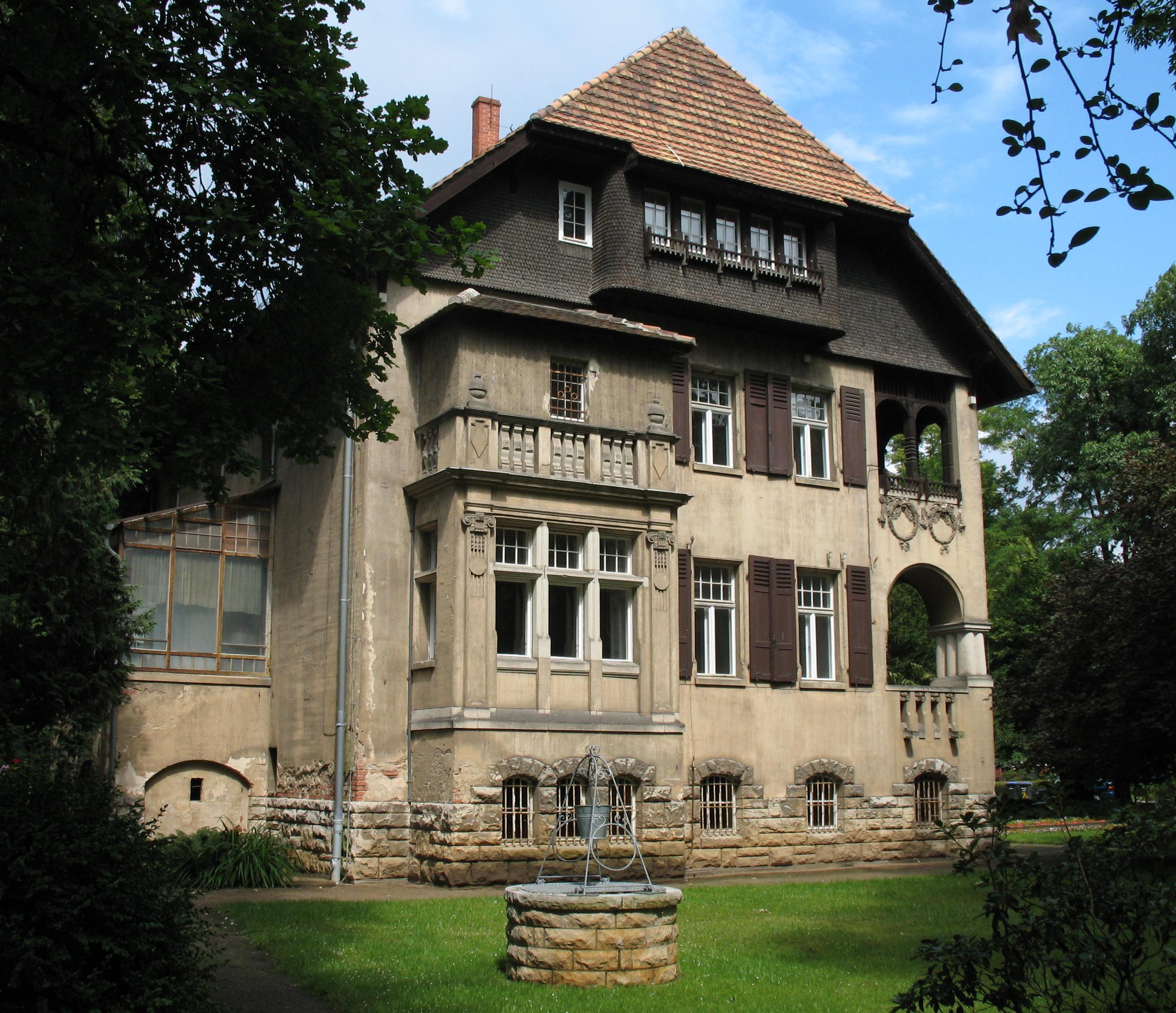 Bild Botanischer Garten Herzberg