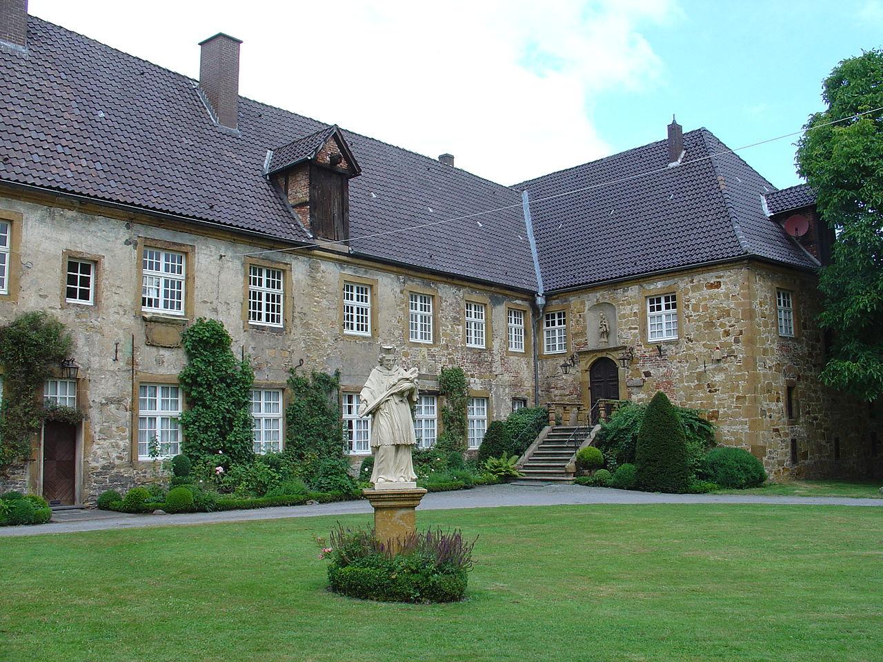 Bild Kloster Herzebrock Clarholz