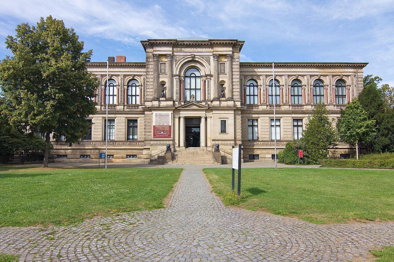 Bild Herzog August Bibliothek Wolfenbüttel
