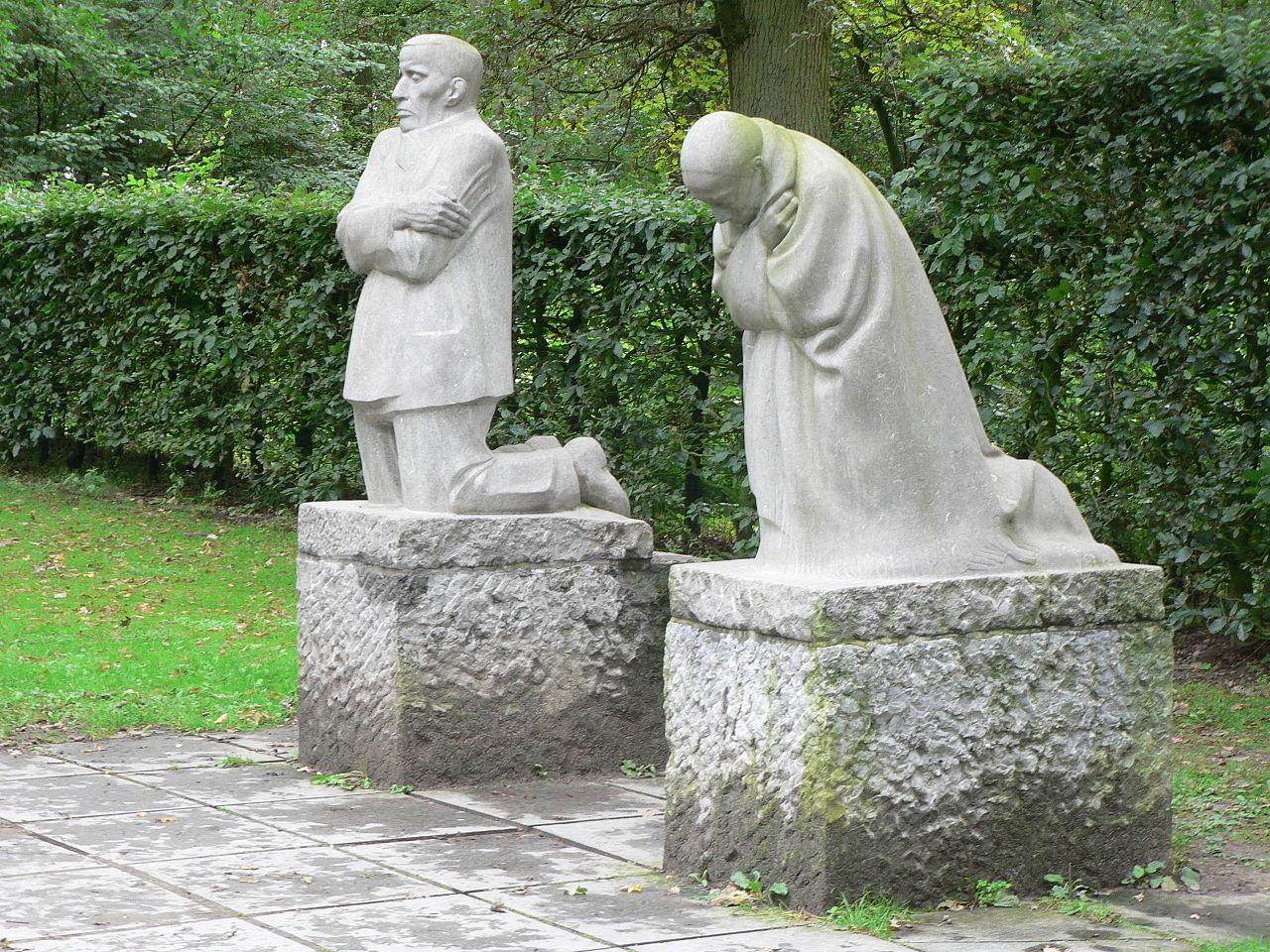 Bild Deutscher Soldatenfriedhof Vladslo