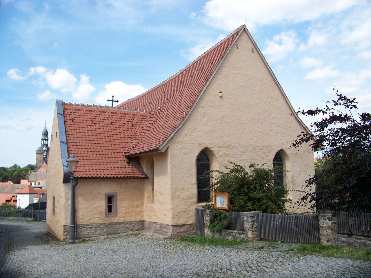 Bild Gangolfkirche Hettstett