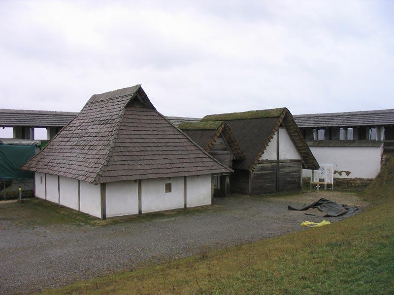 Bild Keltenmuseum Heuneburg